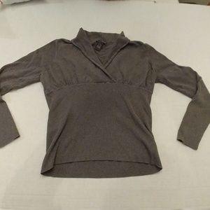 Chelsea & Theodore Gray Sweater